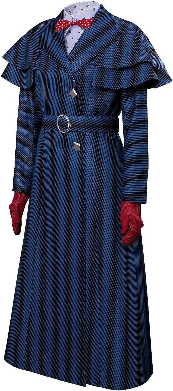tianxinxishop - Disfraz de Mary para Mujer - Disfraz de Halloween ...