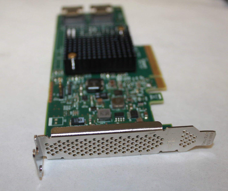 HP 638834-001 HP H220 6G SAS PCI-E HBA CONTROLLER 638834-001 (Renewed)
