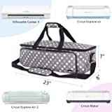 Luxja Carrying Bag Compatible with Cricut