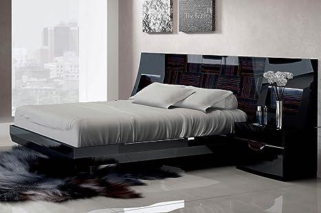 amazon com esf marbella bedroom set with queen bed nightstand rh amazon com marbella bedroom furniture