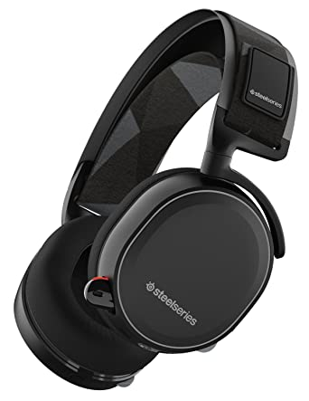 c74a0b7ded5 SteelSeries Arctis 7, Lag-Free Wireless Gaming Headset, DTS 7.1 Surround for  PC