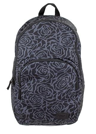 Vans Schooling Backpack (Black Rose)