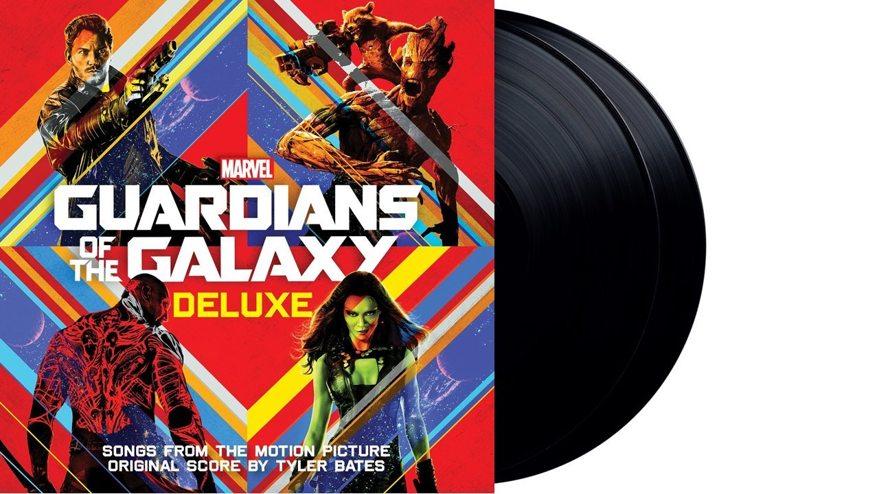 Vinilo : Soundtrack - Guardians of the Galaxy (Deluxe Edition, 2 Disc)
