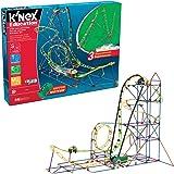 K'NEX Education ‒ STEM Explorations: Roller Coaster Building Set – 546 Pieces – Ages 8+ Construction Education Toy