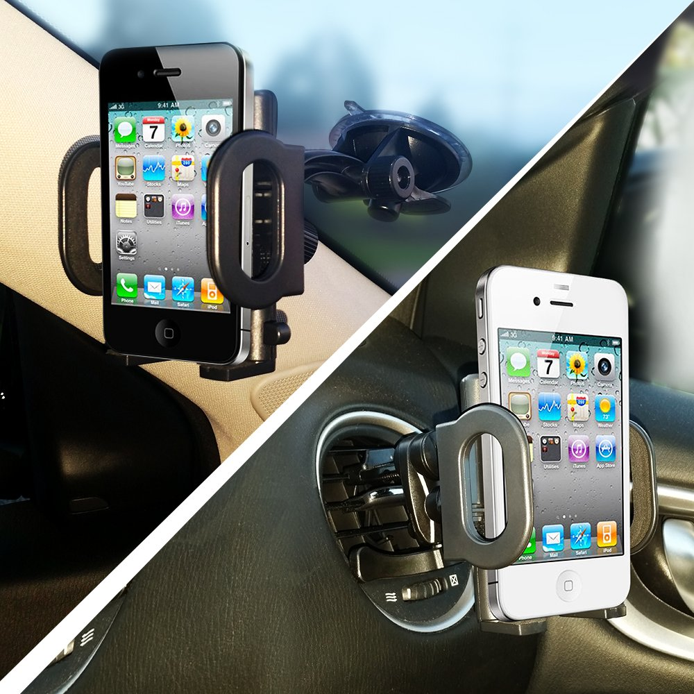 The Best Smartphone Car Mount - Top Reviews & Buying Guide 3