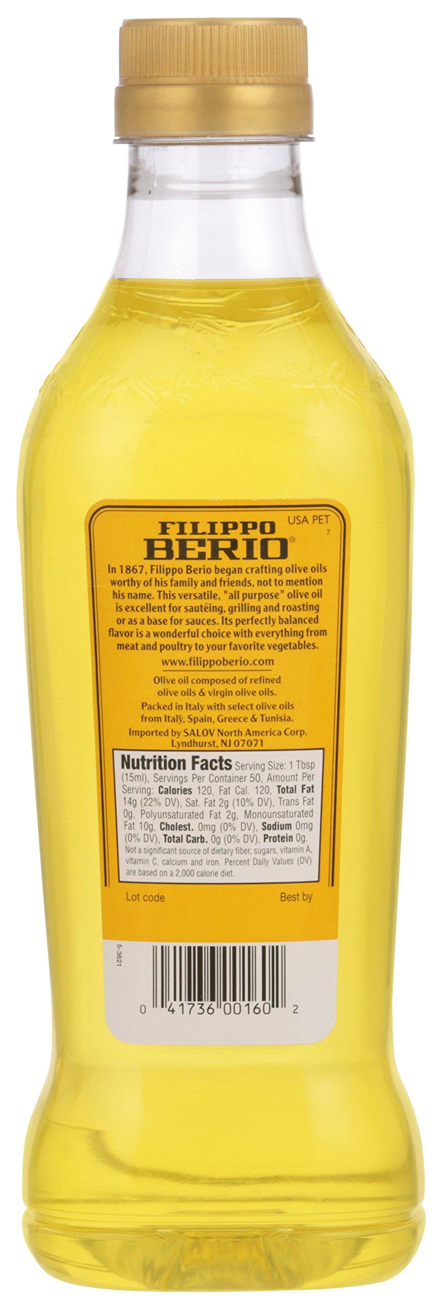 Filippo Berio Olive Oil, 25.3-Ounce by Filippo Berio (Image #5)