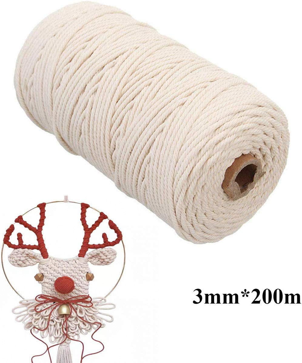 0001 Jeansgarn UNIPOLY 30*3 Polyester 200m weiß