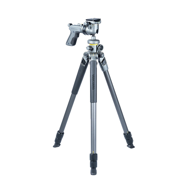 Vanguard Alta Pro 2+ 263AGH Aluminum Tripod with Alta GH-100 Grip Head and Multi-Angle Center Column for Sony, Nikon, Canon DSLR Cameras