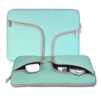 Funda para portátil de 11.6 pulgadas, Funda protectora resistente al agua Egiant Bolsa Compatible Mac 12 / iPad Tablet / Surface Pro 3 4 / Chromebook ...