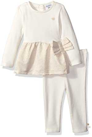17346ba5c5db Amazon.com  ABSORBA Girls  Two Piece Pant Set  Clothing