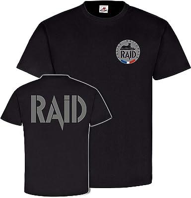 Copytec RAID Police Nationale France Unité Recherche