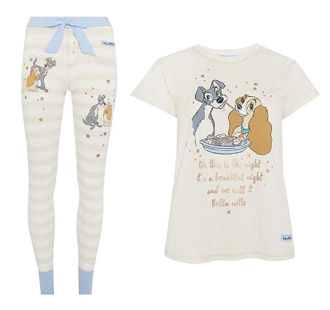 Primark - Pijama - para Mujer Beige marrón Claro L