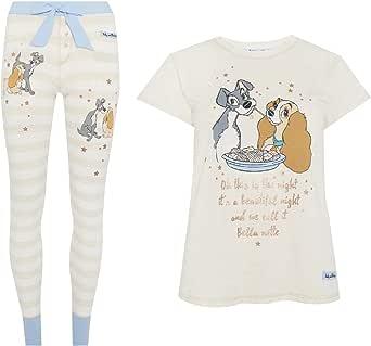 Primark - Pijama de pijama para mujer (tallas 36 a 40): Amazon ...