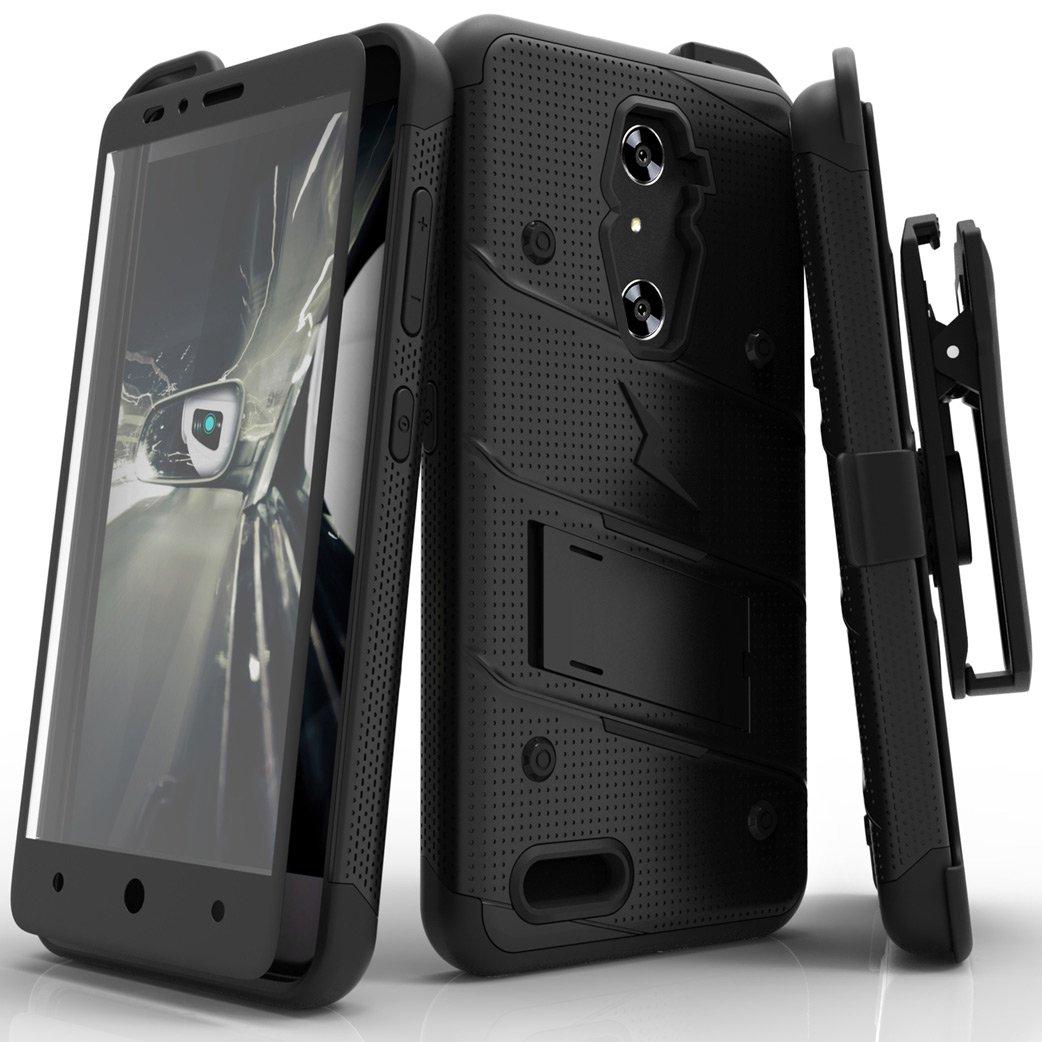 ZTE ZMax Pro Zizo Kickstand Case
