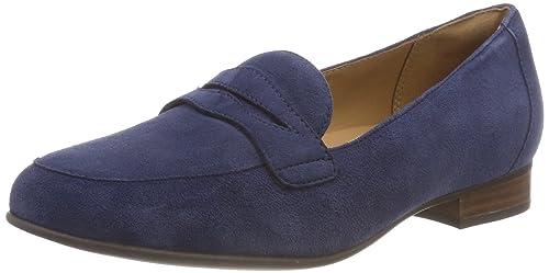 Clarks Un Blush Go, Mocasines para Mujer: Amazon.es: Zapatos y complementos
