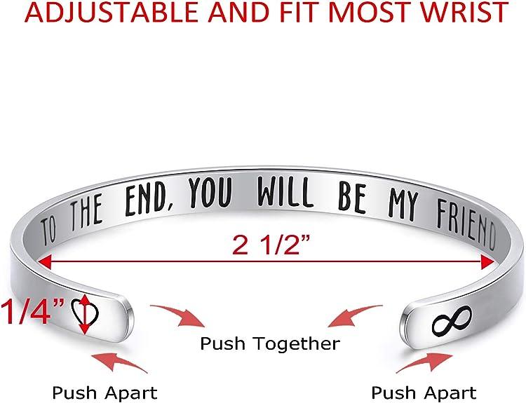 Best Friend Bracelet Meet Me At The Pumping Patch Wish Bracelet Fall Bracelet Friend Gift Fall Friendship Bracelet Autumn Bracelet