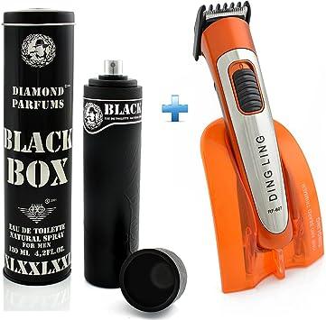 Set de regalo para hombres – Ding Ling rf607 & Black Box Cuba ...