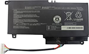 ROCKEY PA5107U-1BRS Laptop Battery Compatible with Toshiba Satellite L45D L50 L55 P55 L55t P50 P55-a5312 P55-a5200 P55t-a5116 S55-a5167 S50D-A L50-A S55-A5236 L55t-A5290 pa 5107-1brs P000573230 Laptop