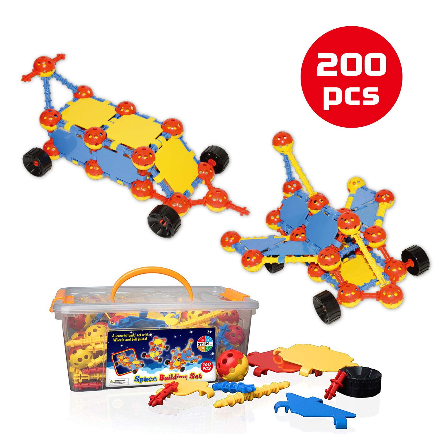 STEM BUILDING BLOCKS 200