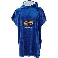 SOLA Unisex's A1051-L/XL-18 handdoek veranderende jas, oranje/marine, groot/XL