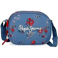 Pepe Jeans Pam - Bolso Bandolera, 23 cm