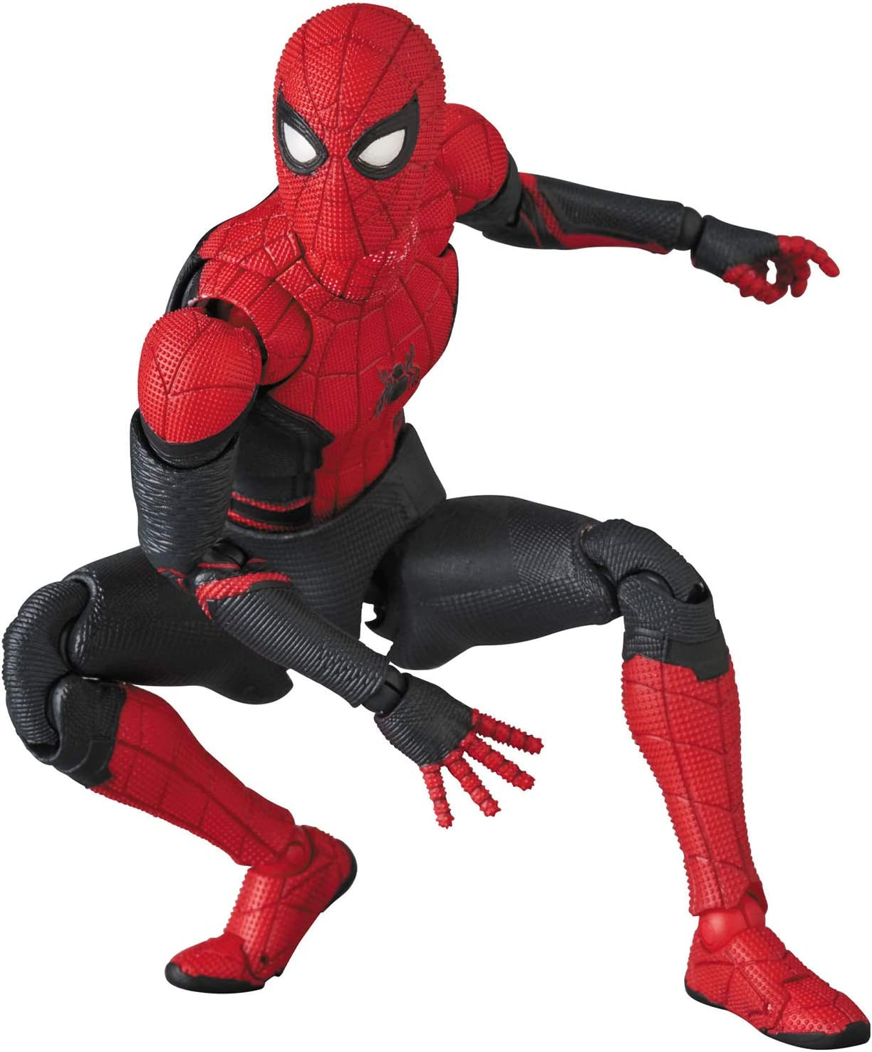 MAFEX Spider-Man Upgraded Suit Spider-Man: Far from Home Action Figure No.113