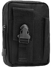 Asiv 1000d Waterproof Nylon Tactical Multi-Purpose Gadget Utility Pouch Bag