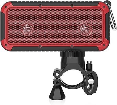 Zinsoko Z-S01 Bluetooth Inalámbrico Altavoz para Exterior ...