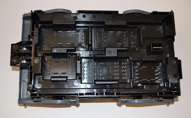 22798214 Block 2483 Automotive Mini Cooper Fuse Box Cabin