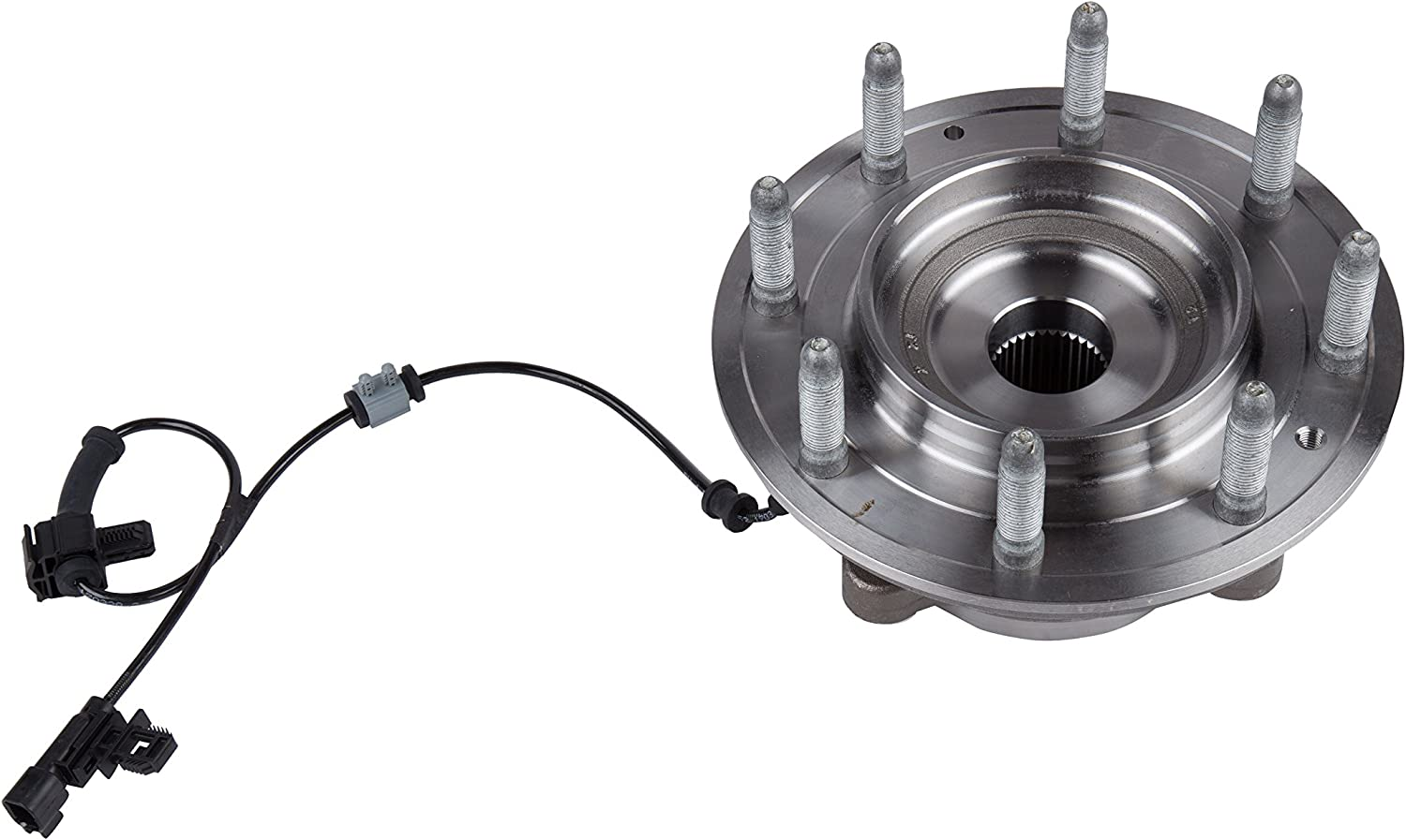 ACDelco FW459 GM Original Equipment Front Wheel Hub and Bearing Assembly with Wheel Speed Sensor and Wheel Studs
