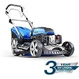 Hyundai HYM510SP 4-Stroke Petrol Lawn Mower 173CC Self Propelled 51cm/20 inch Cutting Width