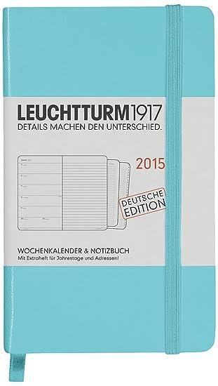 Leuchtturm1917 345290 - Agenda 2015 (formato A6, incluye ...