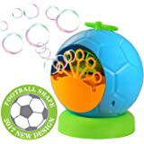 Geekper Automatic Bubble Machine for Outdoor or Indoor Use - Kid's Fun ( Blue )