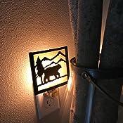 Park Designs Lodge Night Light 25-003