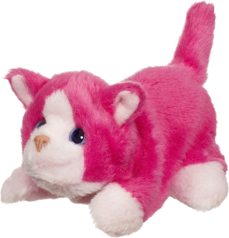 Amazon Com Furreal Friends Snuggimals Pink Kitten Toys Games