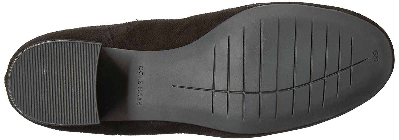 Cole Haan Women's Raina Grand OTK Boot II B01N4TPF7P 7.5 B(M) US|Black Suede