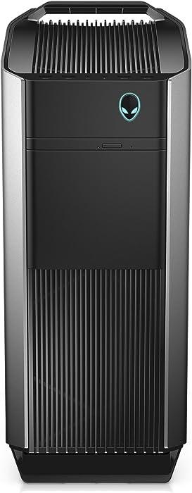 Alienware Gaming PC Desktop Aurora R7 - 8th Gen Intel Core i7-8700, 16GB DDR4 Memory, 2TB Hard Drive + 32GB Intel Optane, NVIDIA GeForce GTX 1080 8GB GDDR5X, Windows 10 64 bit