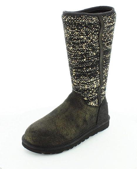 UGGCamaya - Mocasines Mujer, Color Negro, Talla 42 EU: Amazon.es: Zapatos y complementos
