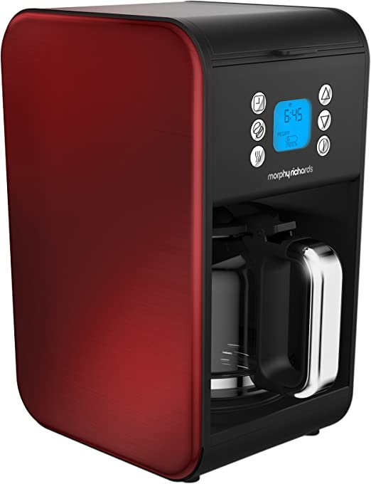 Morphy Richards Accents Independiente - Cafetera (Independiente ...