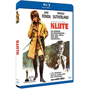 Klute BD 1971 [Blu-ray]