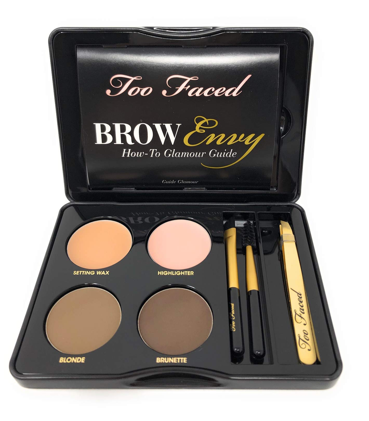 Too Faced Cosmetics Brow Envy Kit by Too Faced