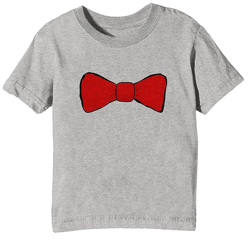 Erido Corbata De Moño Niños Unisexo Niño Niña Camiseta Cuello ...