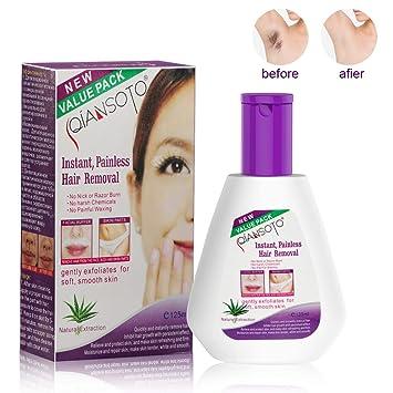Amazon.com: iFanze - Crema para depilación sensible al aloe ...