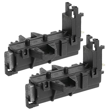 MasterPart - Cepillos de carbono para motor de repuesto para ...