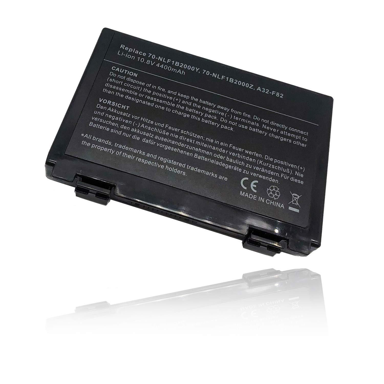 BATTERIA per ASUS X5 F82 F52 K50 K40 F82A K70 X8 X70 K50IJ X5DIJ Laptop 5200mAh