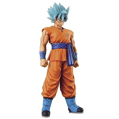 Banpresto Dragon Ball Z 9.8-Inch The Son Goku Movie Master Stars Piece Figure: Toys & Games