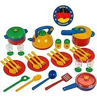 Theo Klein-9194 Emma's Kitchen Set De Ollas Grande