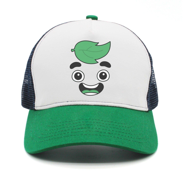 Kids Guava Juice Falt Hat Hip Hop Baseball Cap