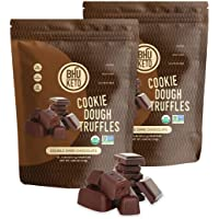 BHU Keto Truffle Fat Bombs - Decadent Chocolate Organic Keto Treats made with Clean, Low Sugar & Low Carb Ingredients…
