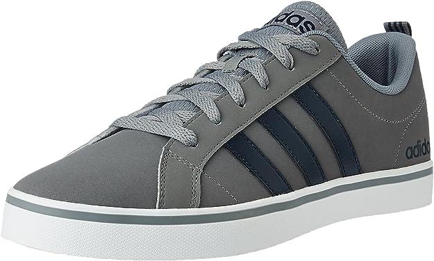 adidas VS Pace Sneakers Herren Grau m. blauen Streifen